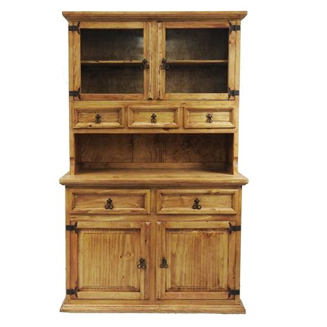 Woodworking Plans Small Buffet Hutch