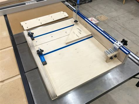 Woodworking Plans Table Saw Sled Runners For Fish House