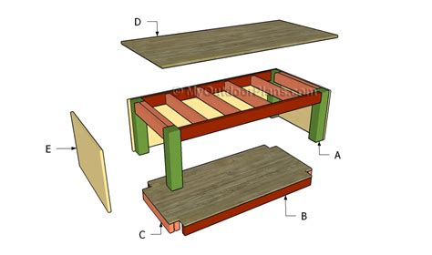 Woodworking Plans Washer Dryer Pedestal