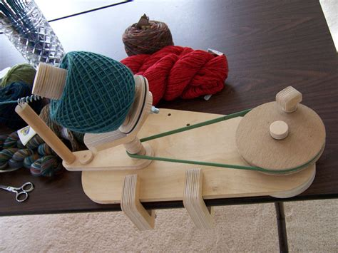 Woodworking Plans Yarn Swift And Ball Winder