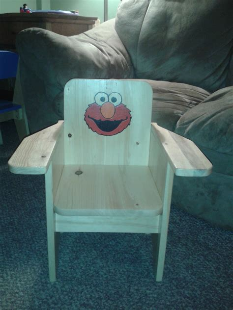 Woodworking Project Child Chair