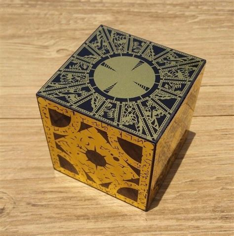 Woodworking Projects Hellraiser Puzzle Box For Sale