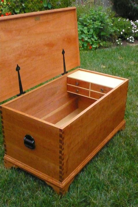 Woodworking Projects Hope Chests