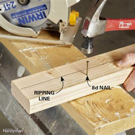 Woodworking Projects How To Rip Wood Woodworking Without A