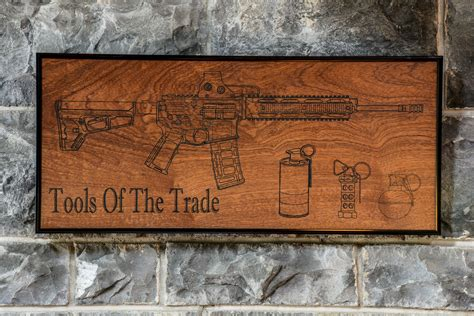 Woodworking Projects With Engraved Letters