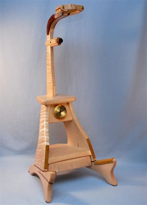 Woodworking Pvc DIY Free Wood Guitar Stand Plans