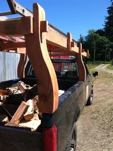 Woodworking Rack It Truck Lumber Racks
