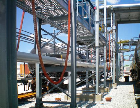 Woodworking Refinery Refinery Pipe Rack Design