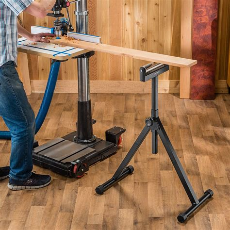 Woodworking Roller Stands