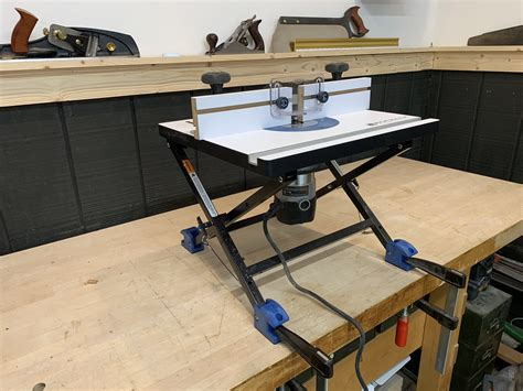 Woodworking Router Table UK