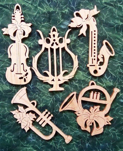 Woodworking Scroll Saw Christmas Patterns