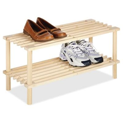 Woodworking Shoe Storage Racks At Target
