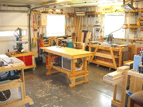 Woodworking Shop Plans Woodworkers Shop