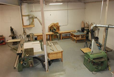 Woodworking Shop Rental Space