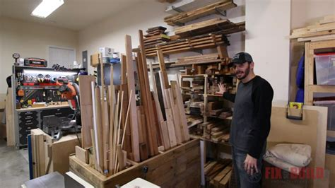 Woodworking Shop Tours