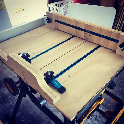 Woodworking Sled For Table Saw