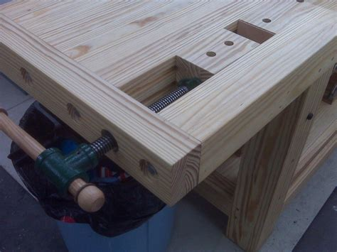 Woodworking Tail Vise Plans Printable Pdf