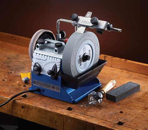 Woodworking Tool Sharpening Systems