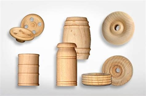 Woodworking Toy Parts