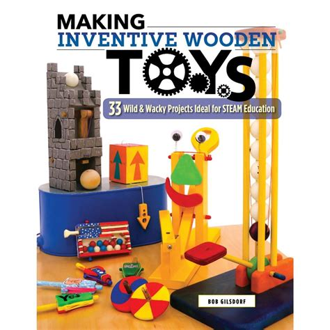 Woodworking Toys Book