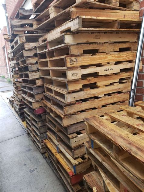 Woodworking Used Pallets For Sale In Los Angeles