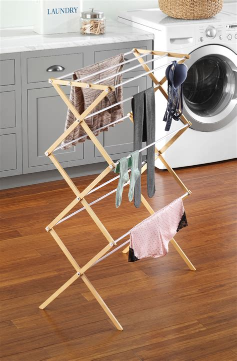 Woodworking Wooden Clothes Drying Racks