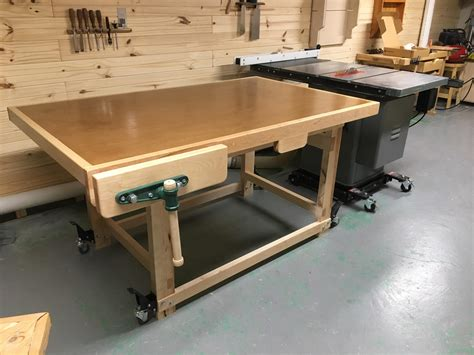 Woodworking Workbench Plans Reddit