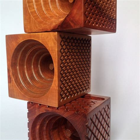 Woodworking Patterns Free Passive Speaker Image