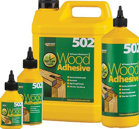 Woodworking-Adhesives