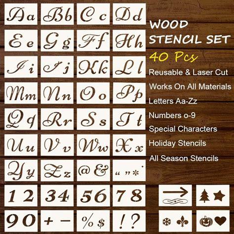 Woodworking-Alphabet-Stencils