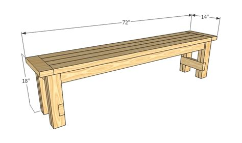 Woodworking-Bench-Farmhouse-Plans