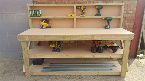 Woodworking-Bench-Mdf-Top