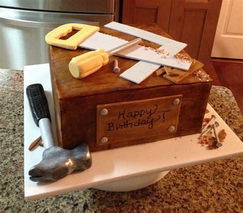 Woodworking-Birthday-Cake