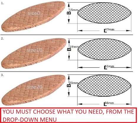Woodworking-Biscuit-Sizes
