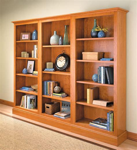 Woodworking-Bookshelf-Designs