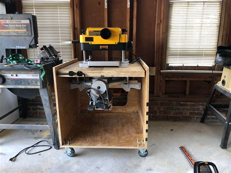 Woodworking-Flip-Table