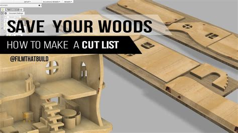 Woodworking-Fusion-360