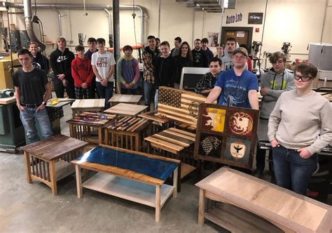 Woodworking-High-School