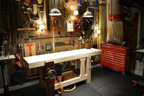 Woodworking-In-A-Small-Space