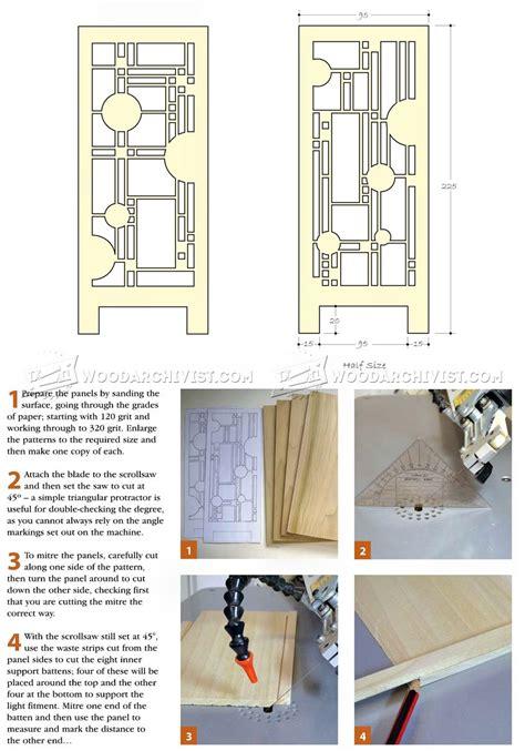 Woodworking-Light-Box-Plan