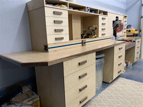 Woodworking-Miter-Saw-Station