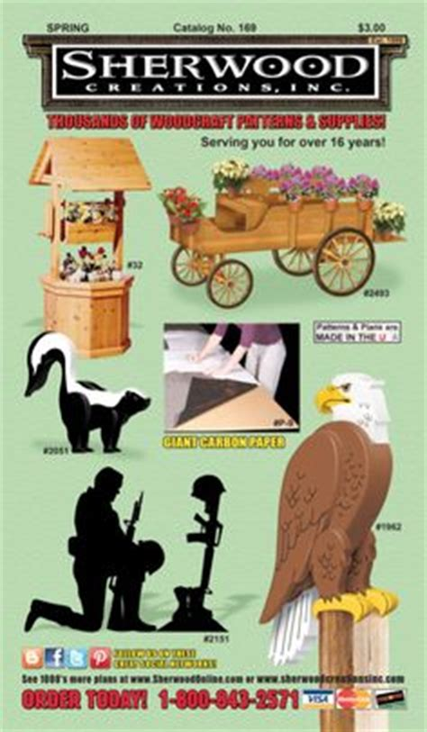 Woodworking-Pattern-Catalogs-Free