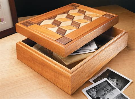 Woodworking-Plan-Wood-Box
