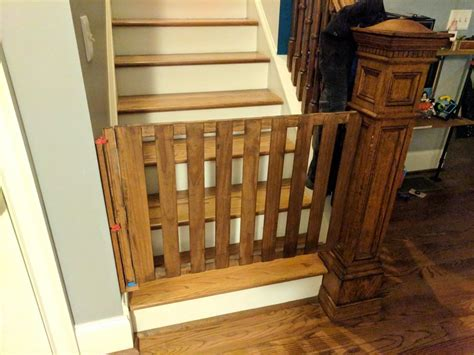 Woodworking-Plans-Baby-Gate