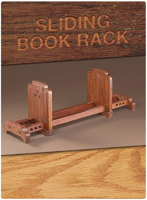 Woodworking-Plans-Book-Rack