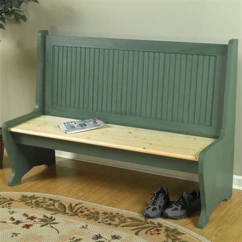 Woodworking-Plans-For-A-Deacons-Bench