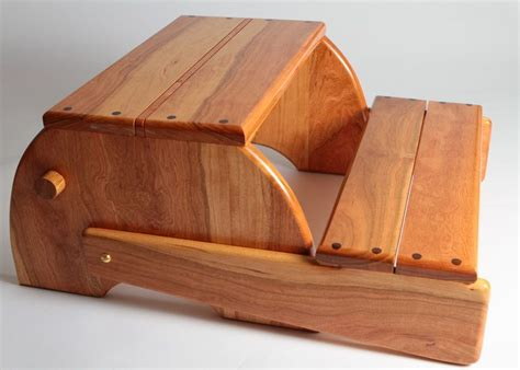 Woodworking-Plans-For-A-Step-Stool