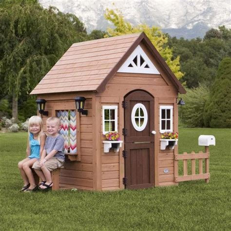 Woodworking-Plans-For-Outdoor-Playhouse