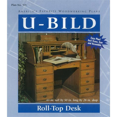 Woodworking-Plans-For-Roll-Top-Desk