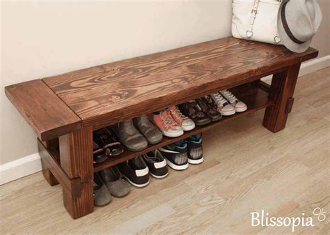 Woodworking-Plans-Shoe-Storage-Bench